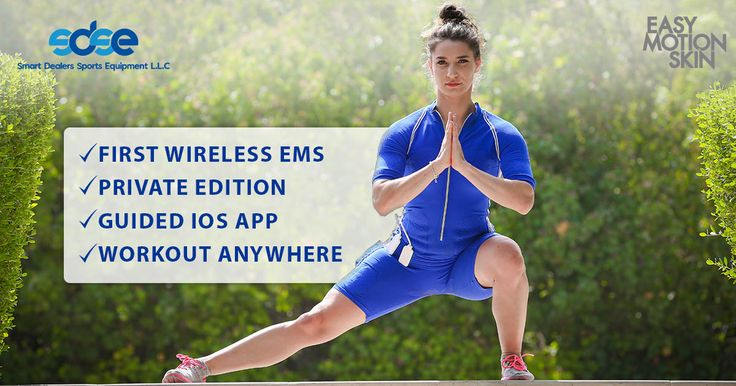 With Easy Motion Skin experience the first wireless EMS technology that provides complete freedom, exclusively available at Smart Dealers Sports Equipment in UAE. #EasyMotionSkin #EMSFitness #EMSTraining  #EMSinUAE #EMSinDubai #EMSWorkout #FitinDubai #EasyFitness #EasyFit #FastFit #FitnessatHome #EMSTrainers #PersonalTrainer