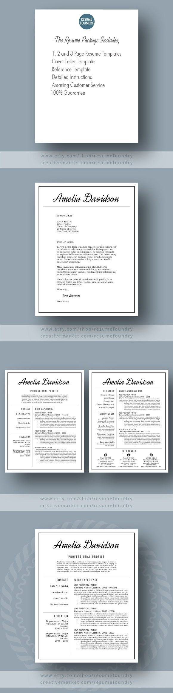 Resume and Cover Letter resumetemplate resumetemplates 576