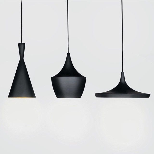 Beautiful These beauties take part in one of my interior design projects right now Tom Dixon