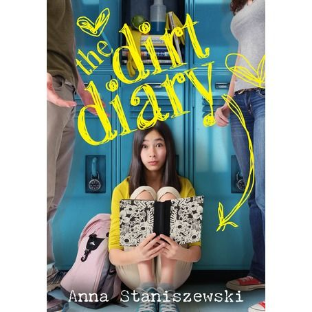 The Dirt Diary - another one for the girls!  What would you do if you had all the 'dirt' on the popular in-crowd? Would you use it to your advantage?