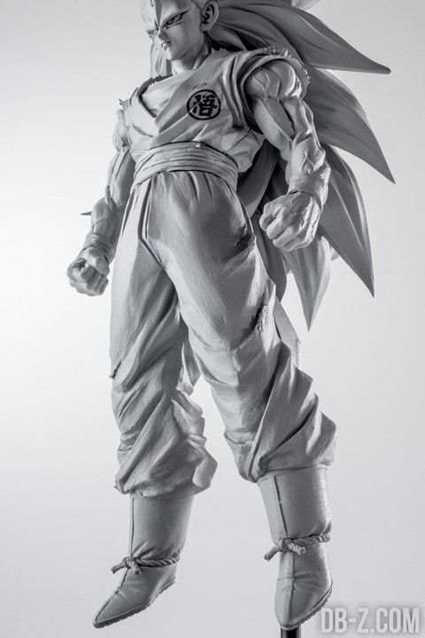 SCultures BIG Goku Super Sayian 3 Ito c