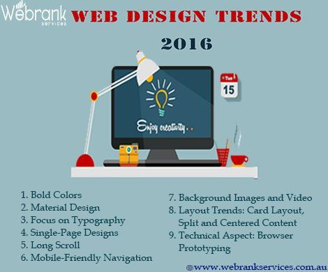 #web Design Trends 2016! Making predictions in a modern world is a thankless task. Technologies change so fast that any prediction can appear an off-market one in a blink of an eye. On the other hand, some trends become so popular that stay at the market peak for many years and undergo only slight improvements. goo.gl/DpgJnQ But those experienced designers who work in this field everyday can notice those slight shifts early…