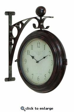 12 best HANGING CLOCKS images on Pinterest Wall clocks Hanging