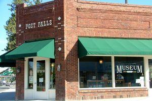 Post Falls Idaho Museum