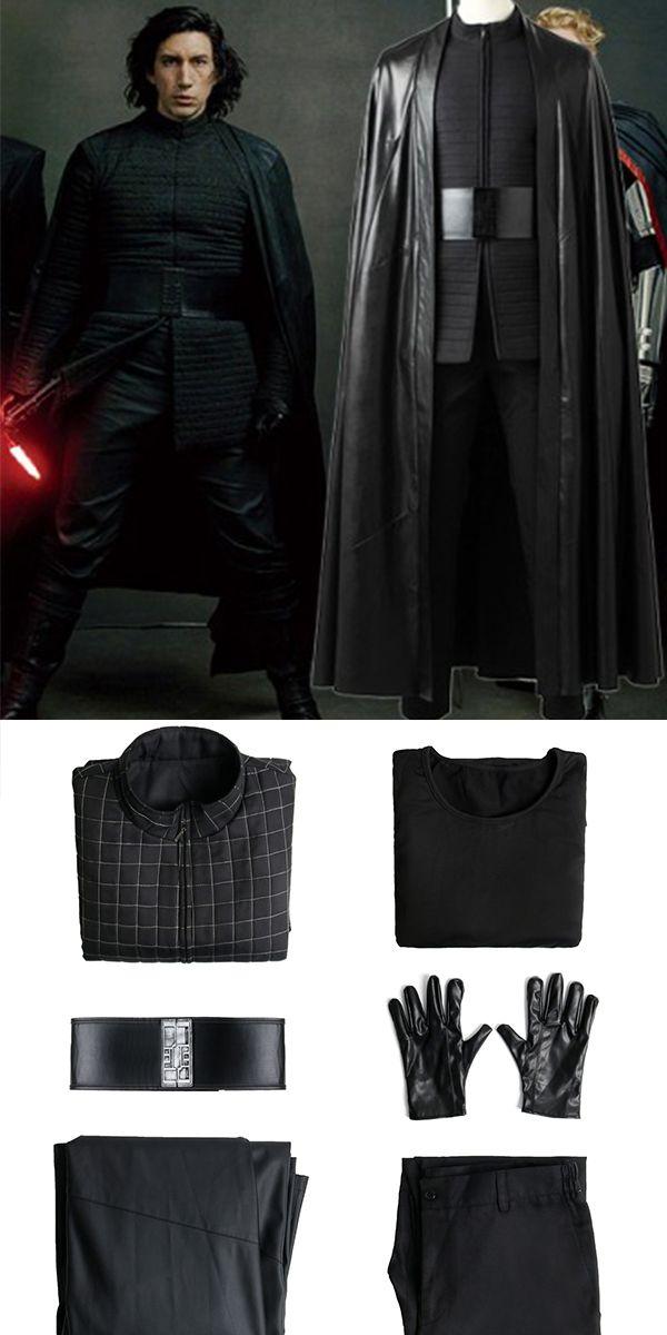 Kylo Ren Costume Of Star Wars The Last Jedi Kylo Ren Costumes Costumes Kids Costumes Boys