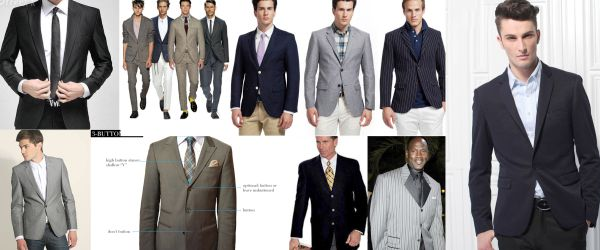 Wearing Your Blazer Right