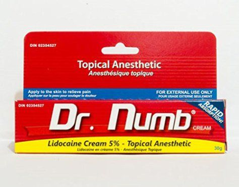 30 gram AUTHENTIC Dr Numb Skin Numbing Cream Tattoo Laser Waxing Piercings - http://www.yourdreamtattoos.com/30-gram-authentic-dr-numb-skin-numbing-cream-tattoo-laser-waxing-piercings/?utm_source=PN&utm_medium=http%3A%2F%2Fwww.pinterest.com%2Fpin%2F368450