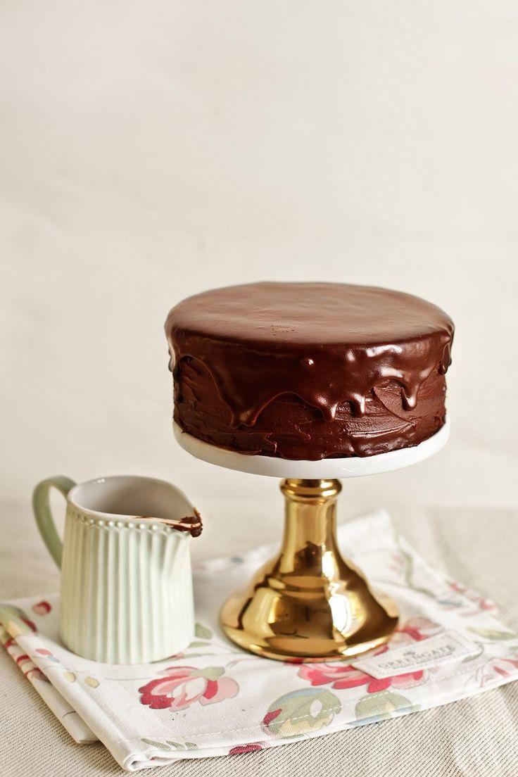 Receta de tarta de chocolate vegana 1