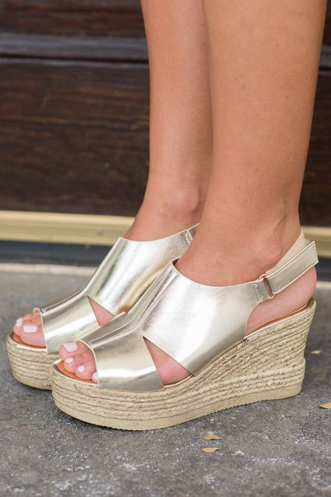 945cf48cc40 Can t Stop Your Shine Wedges
