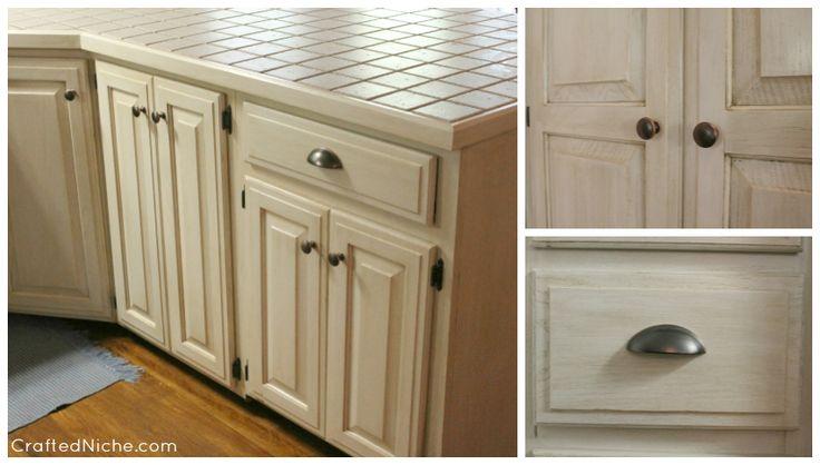 Rustoleum Cabinet transformations--linen unglazed | Kitchen ...