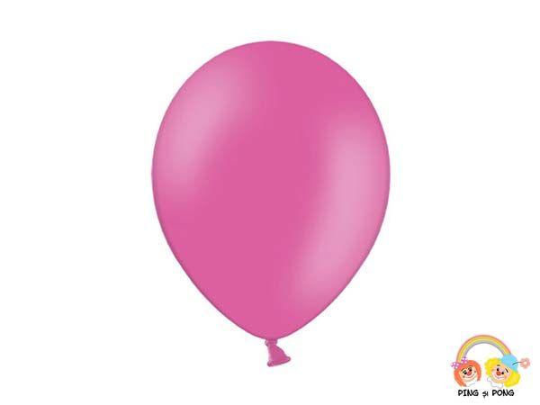Baloane Pastel Magenta – 28 cm (30 buc)