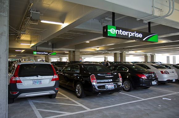 Nice: Enterprise Rent-A-Car		J.D. Power and Associates  ranked rental-car companies on costs and fees; pickup, return, and reservation processes; car quality; and shuttle buses, and Enterprise Rent-A-Car came in at number one. Plus, by the end of 2012, the car-rental company will have planted 7 million trees in partnership with the Arbor Day Foundation and the U.S. Forest Service.