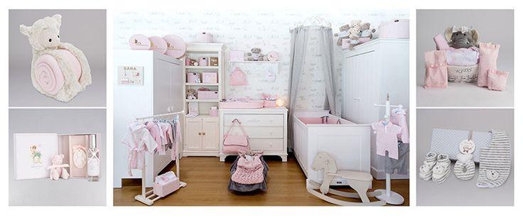 Complementos accesorios y textil cuna para la habitaci n for Accesorios habitacion bebe