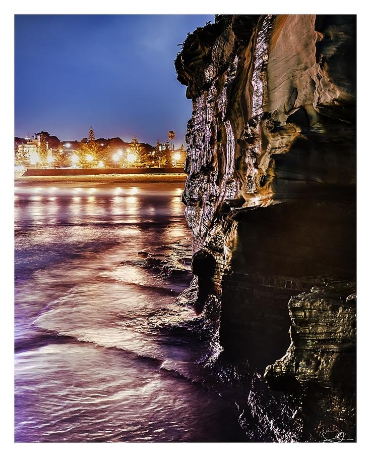 Cliffs of Coogee by mdomaradzki.deviantart.com on @deviantART