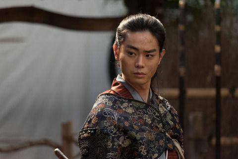NHK大河ドラマ「おんな城主 直虎」第47回の一場面 (C)NHK - Yahoo!ニュース(まんたんウェブ)