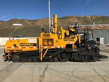 ROADTEC RP195 ASPHALT PAVER WITH SCREED CAT 225HP TURBO DIESELLOW HOURS EX CA Casphalt and concrete pavers financing apply now www.bncfin.com/apply