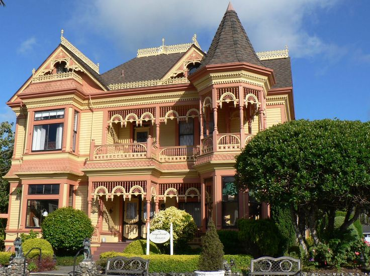 The Most Beautiful Victorian Home In Us And Be Awed By