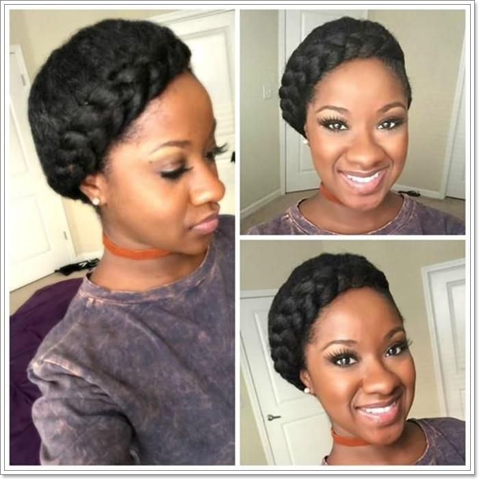 104 Popular Halo Braid Designs With Steps – Stylying