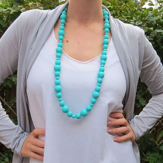 Turquoise Siren Necklace