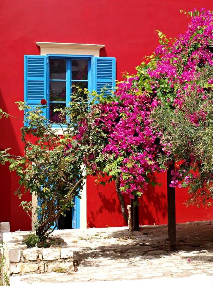 Wonderful Greek colors ... Kastelorizo island !!