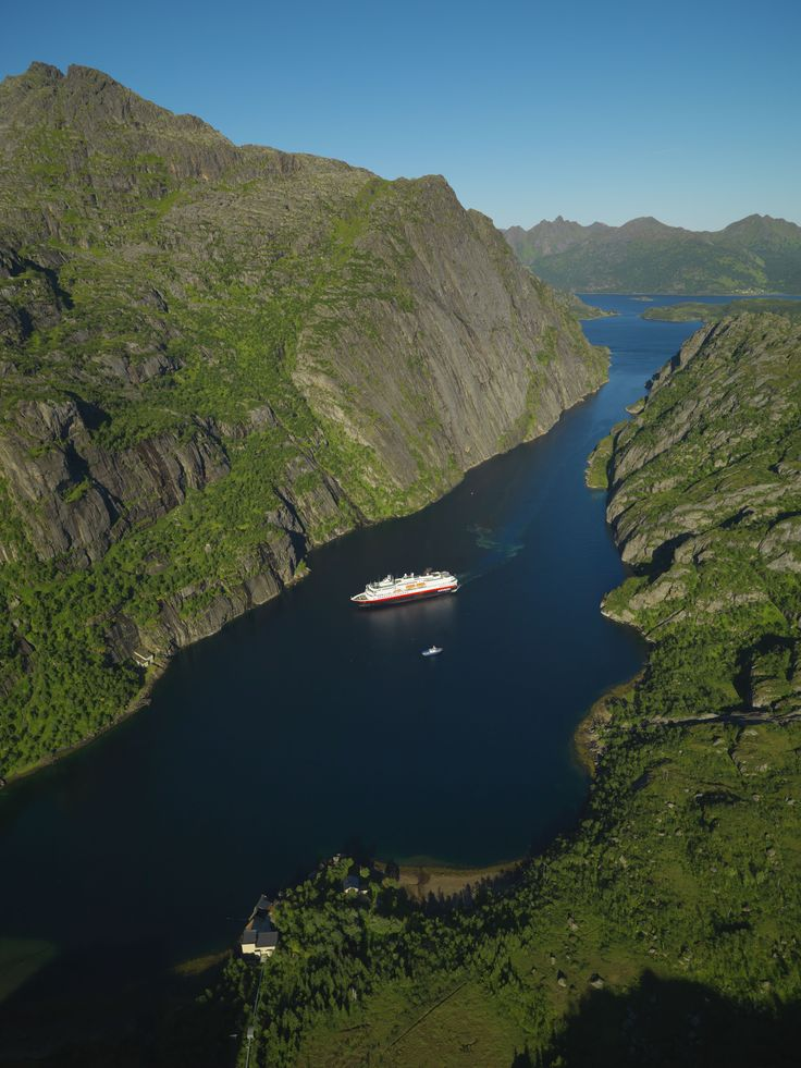 Norway Fjords with Tom Harper River Journeys