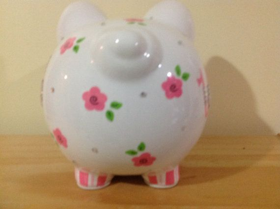 17 best ideas about pig face paint on pinterest stone for How to make a piggy bank you can t open
