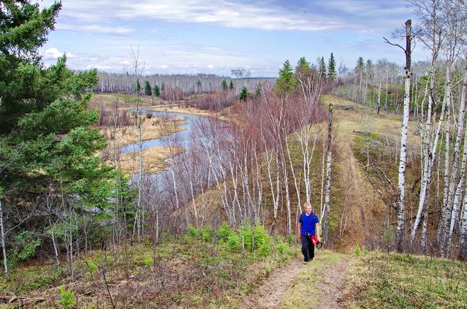 Boreal Trail, Meadow Lake Provincial Park, SK
