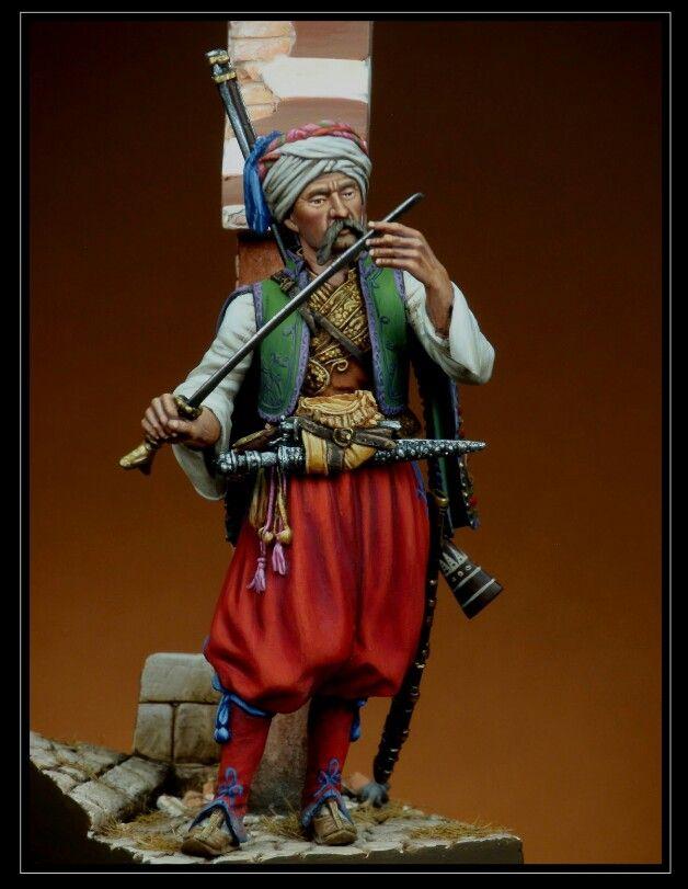 Ottoman Janissary