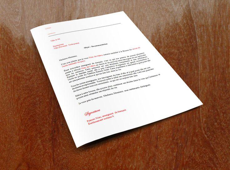 Lettre-recommandation_pour_une_bourse