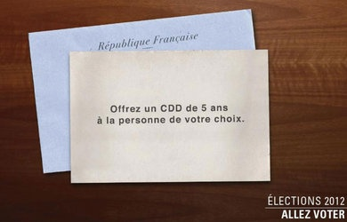campagne contre l'abstention