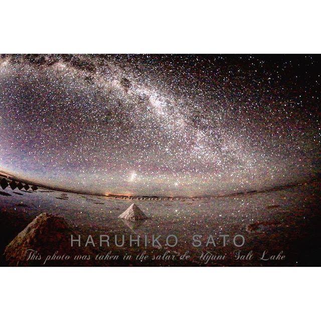 Instagram【h.a.r.u.s.a.t.o】さんの写真をピンしています。 《もう一度行きたい ウユニ塩湖 本当に素晴らしい場所でした  #uyuni #bolivia  #salt #starry #starrysky #instagood #instagram #likeforlike #likes #tokyocameraclub #thankyou #i #you #me #try #again #ウユニ塩湖 #星空 #夜景 #もう一度 #好き #写真 #写真撮ってる人と繋がりたい #写真撮ってる人と繋がりたい #鏡 #絶景 #世界に一つ》