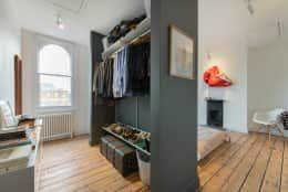 Darnley Road: minimalistic Bedroom by Will Eckersley