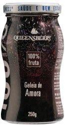 Geleia Queensberry de Amora 100% Fruta.
