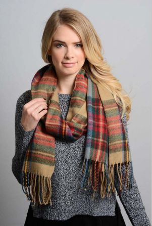 LETO COLLECTION SCARF