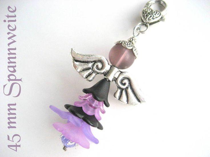 Bloemen engelen, reusachtige van pieces for peace op DaWanda.com