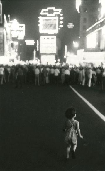FRANK, Robert New York City, 1953