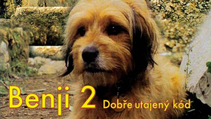 Benji 2: Dobře utajený kód   český dabing
