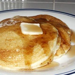 Pancakes à l'ancienne (crêpes) - Recettes du Québec
