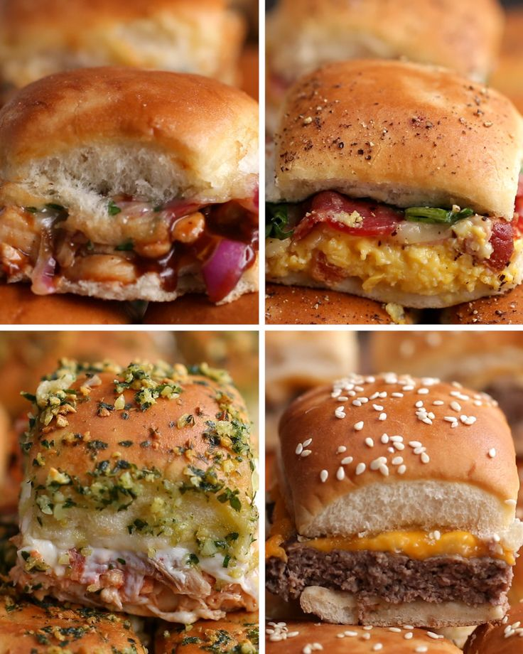Sliders Four Ways - Your Slider Game Will Never Be The Same After Watching This Video