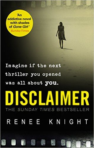Disclaimer: Amazon.co.uk: Renée Knight: 9781784160227: Books