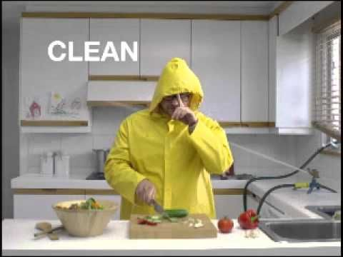 an analysis of the food safety and the clean kitchen Safe food handling practices, such as using food preparation colour codes in the kitchen, are widely recommended safety measures during an inspection, they will be able to see clearly that a hazard analysis and critical control points ( haccp) system is in place in terms of avoiding contamination.