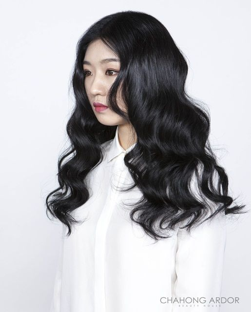 Deep Dark effect 딥 다크 이펙트 Hair Style by Chahong Ardor