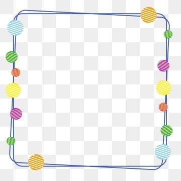 Frame Colored Decoration Colored Rectangular Border Design Png And Psd Border Design Frame Border Design Graphic Design Background Templates
