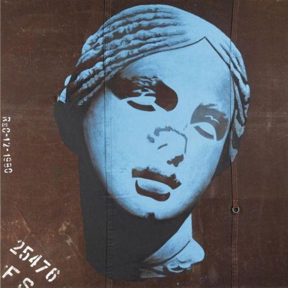 AFRODITE by Luca Pignatelli