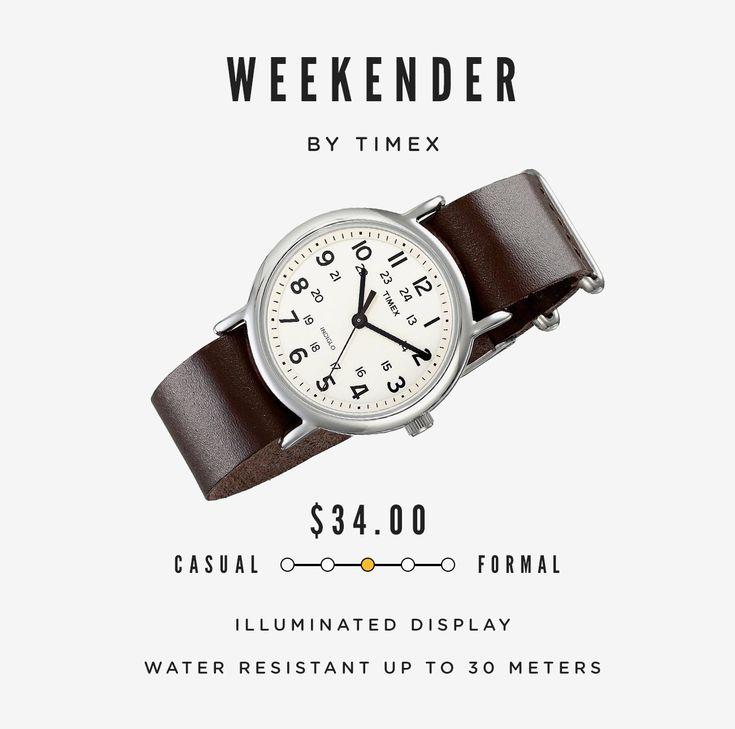 10 Classy Men's Watches Under $100