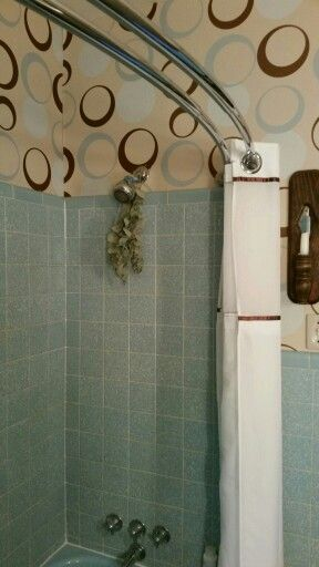 Tub and tile walls saved.  Glass shower door not.
