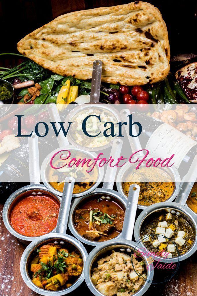 Low Carb Comfort food Indian food recipes