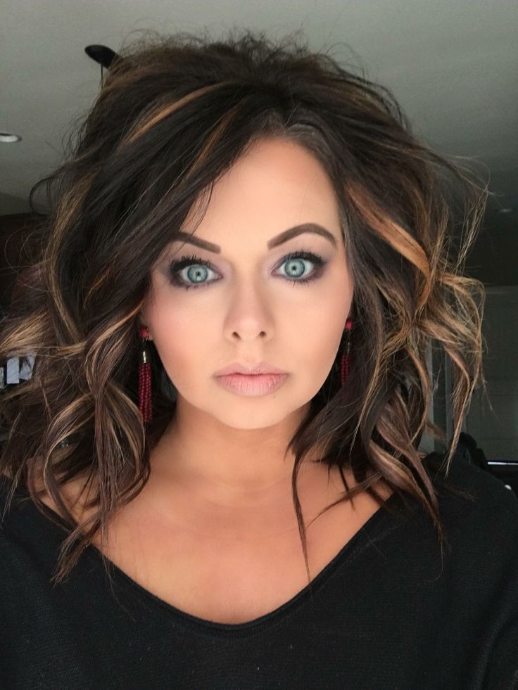 #Younique #Beloved  I created this look with the Younique Beloved Palette 💜 #shorthairbalayage