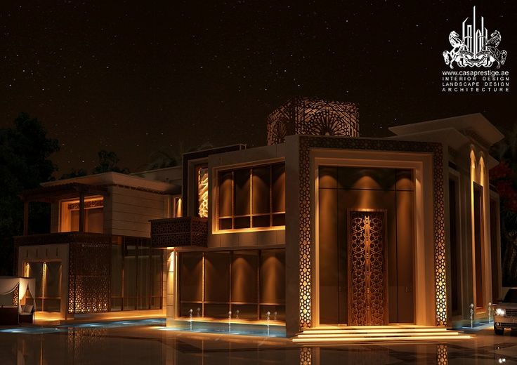palace exterior designer dubai