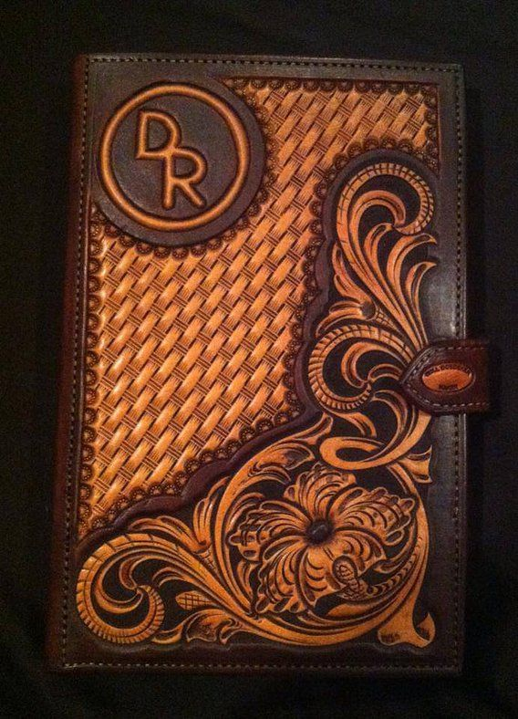 Will Boedeker Custom Leather | Portfolio & Bible Cover Gallery